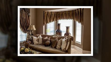 Curtains For Bay Windows In Living Room Decor Daily Decor Living Room Bay Window Curtain Ideas 187 Connectorcountry