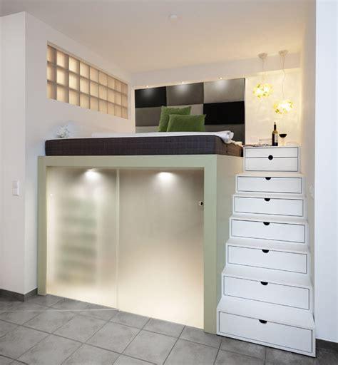 hochbett stauraum hochbett mit stauraum modern schlafzimmer bremen