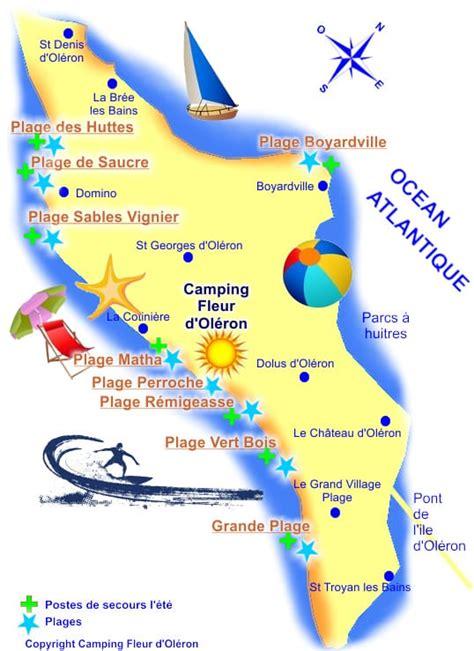 Ile D Oleron Office De Tourisme by Cing 238 Le D Ol 233