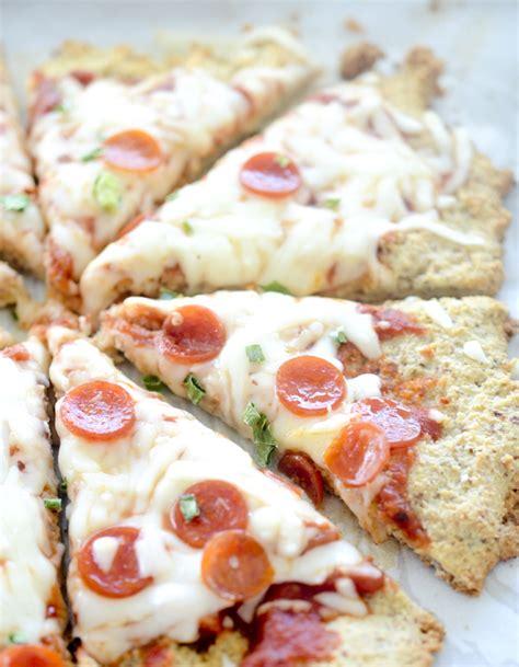 carb almond flour pizza crust recipe diaries