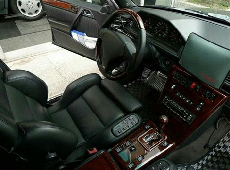 W124 Interior Colors by Mercedes W124 Custom Made Interior Mercedes