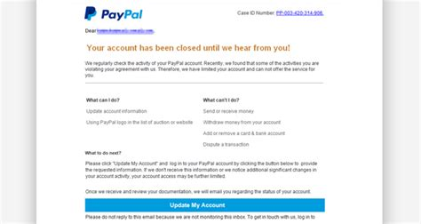 Free Scammer Email Search Alert Out For Hmrc And Paypal Emails