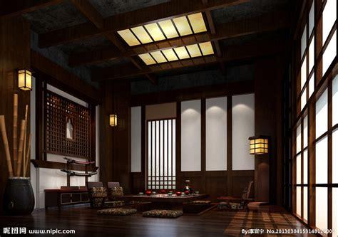 japanese home design tv show 茶室设计图 3d作品 3d设计 设计图库 昵图网nipic