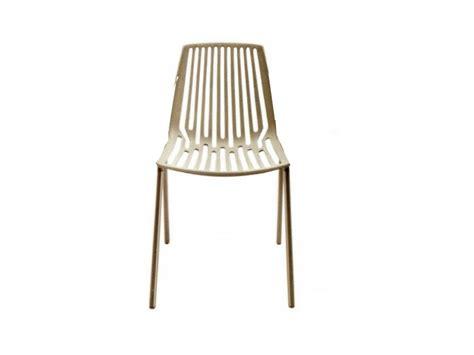 fast sedie sedia fast rion senza bracciolo in alluminio verniciato