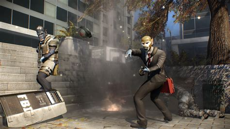 payday  pc news pcgamesn