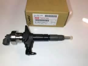 Isuzu Injector Diesel Fuel Injector Isuzu D Max 4jj1 3 0l Turbo 8