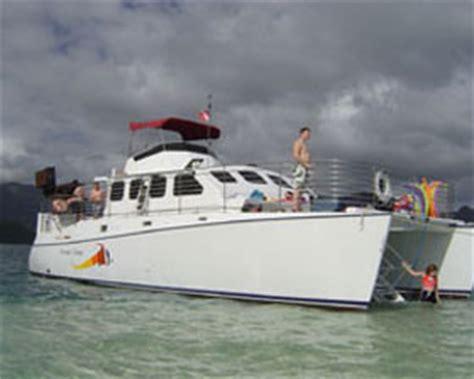 glass bottom boat kaneohe captain bob s picnic sail oahu activities discount