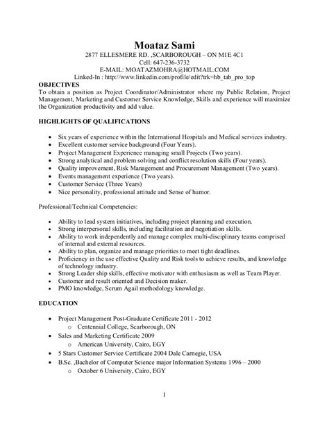 Ward Resume by Resume