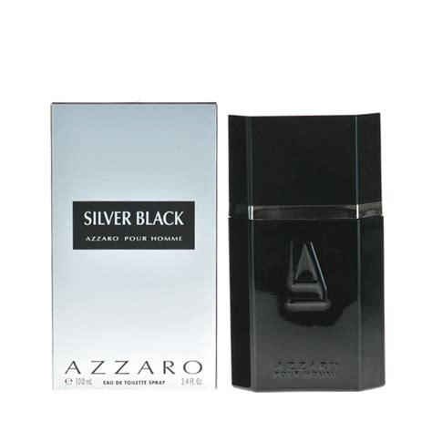 Azzaro Silver Black 100ml 100 Original azzaro silver black 100ml daisyperfumes perfume aftershave and fragrance in ireland