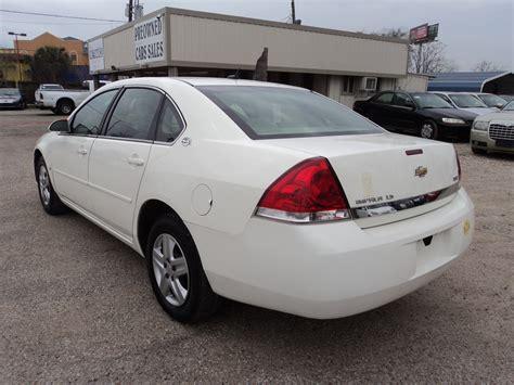 2007 Chevrolet Impala Pictures CarGurus