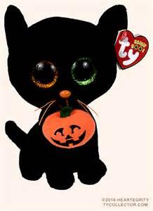 shadow ty beanie boos black cat