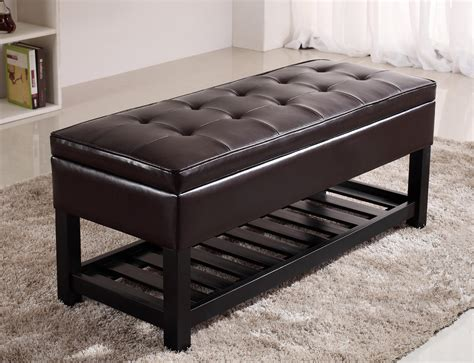 simpli home cosmopolitan storage ottoman bench espresso brown amazon com simpli home cosmopolitan storage ottoman bench