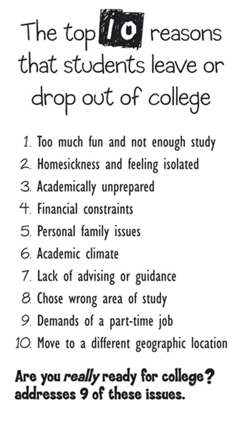 how to dropout of college why students dropout of college essay