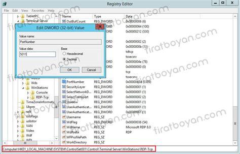 3389 remote desktop remote desktop rdp 3389 portunu de茵i蝓tirme