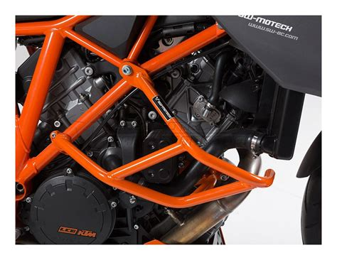 Ktm Crash Sw Motech Crash Bars Ktm 1290 Duke R 2014 2018