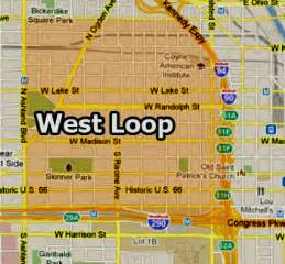 Map Of West Loop Chicago by West Loop Day Tripper Parking Restrictions Come Under