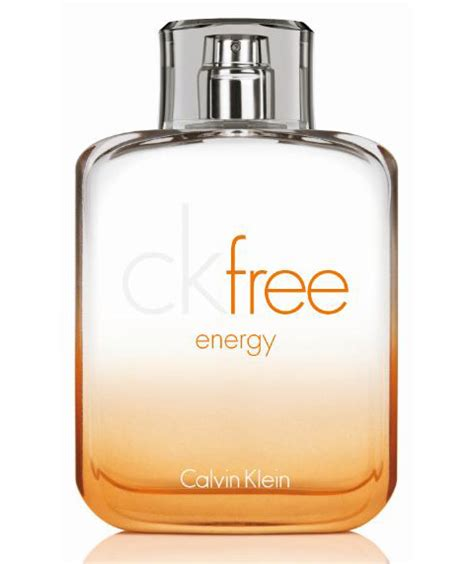 Parfum Ck Free Energy Calvin Klein Ck Free Energy New Fragrances
