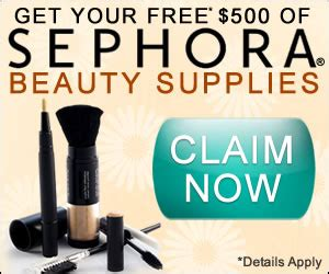 Where To Get Sephora Gift Card - get a free 500 sephora gift card get a free stuff online free stuff free coupon