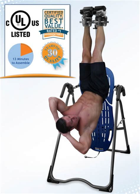 teeter hang ups ep560 inversion table ep 560