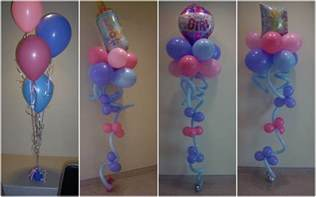 balloon baby shower party favors ideas