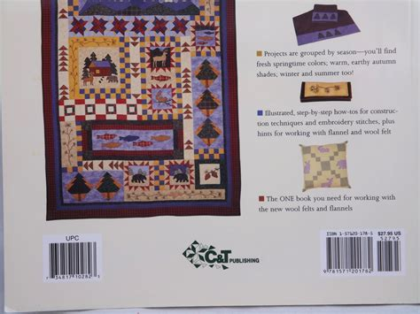 Kemeja Flannel Flannel Branded Premium 23 four seasons in flannel 23 projects quilts and more by jean lawry nonfiction