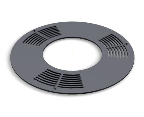 feuerschale mit grillplatte grillring cns grillplatte feuerschalen 04 feuerstelle