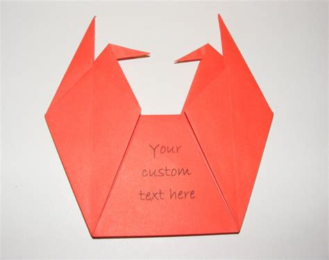 Origami Wedding Invitation - origami envelope for wedding invitation envelope for baby