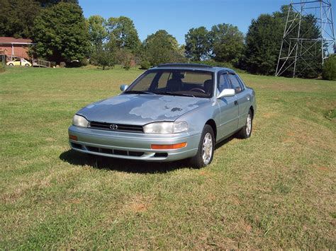 1994 Toyota Camry 1994 Toyota Camry Pictures Cargurus