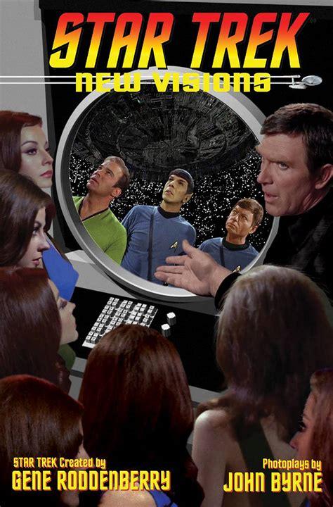 Trek New Visions Volume 1 trek new visions vol 3 fresh comics
