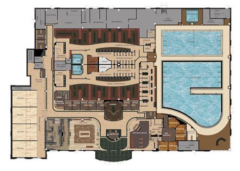 lifetime fitness floor plan life time a gigantic fitness