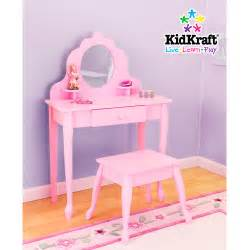 Childrens Wooden Vanity Set Furniture Gt Furniture Gt Vanity Gt Pink Vanity