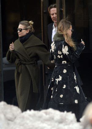 Olsens Are In Town by Kate And Out In New York City