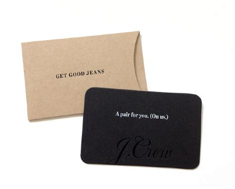 Gift Cards For Clients - j crew vip gift card roya seradj design