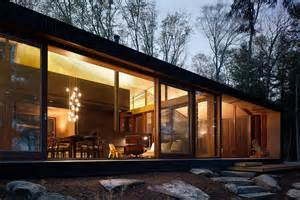 five must see modern houses in the woods photos