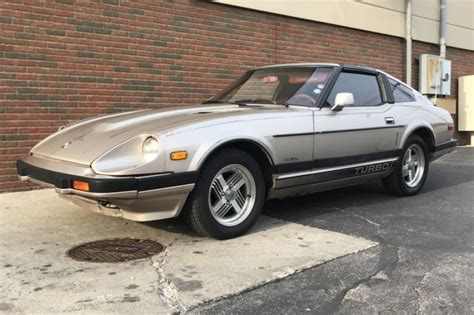 1983 datsun 280zx turbo no reserve 1983 datsun 280zx turbo 5 speed for sale on