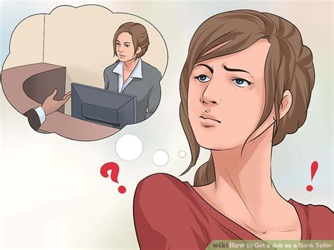 careers with banks how to get a as a bank teller with pictures wikihow
