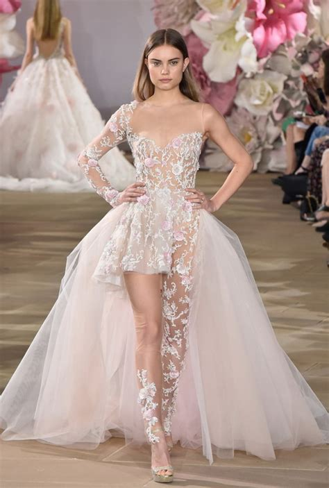 Best wedding dresses from the bridal fashion week   spring