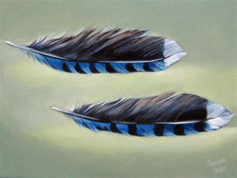 blue jay feather tattoo pin blue feather and bird tattoos on