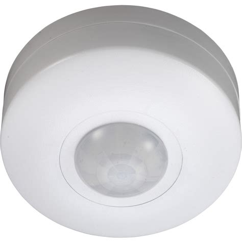 Ceiling Light With Pir 360 176 Ceiling Pir Single Sensor Surface Toolstation