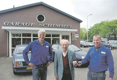 garage opel 94 94 jarige jan huis in t veld koopt auto voorster nieuws