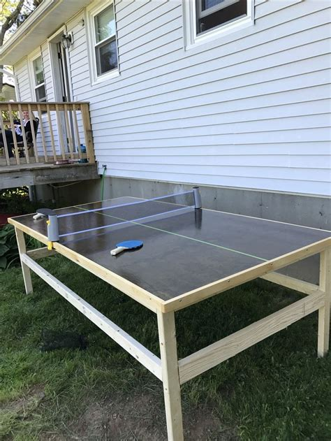 diy pong table the 25 best ping pong table diy ideas on ping