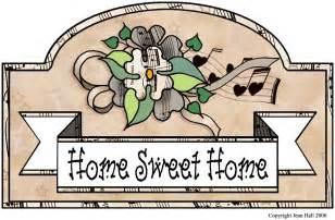 Bathtub Markers Artbyjean Vintage Sheet Music Home Sweet Home Ready To