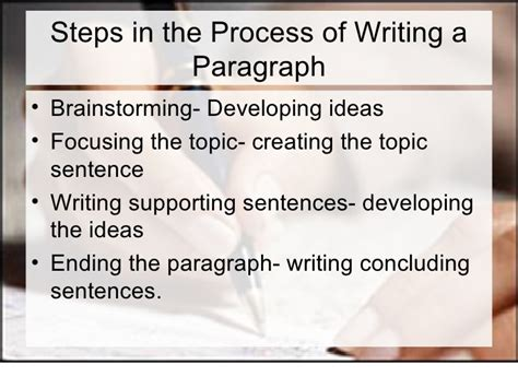 Guide Writing Basic Essay by Essay Writing Guide Basics Steps Of Writing Process