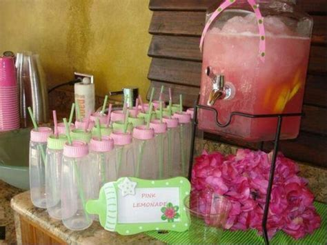 baby shower cocktail ideas baby shower drink idea baby shower ideas