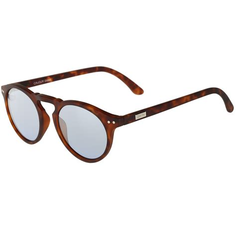 spektre sunglasses in brown lyst