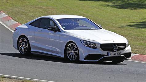 Mercedes Sl 2019 by Mercedes Classe Sl 2018 Un Mulet Surpris En Cours D Essais