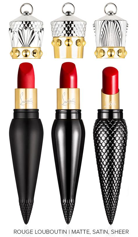 Lipstik Christian Louboutin christian louboutin beaute lip colour launches