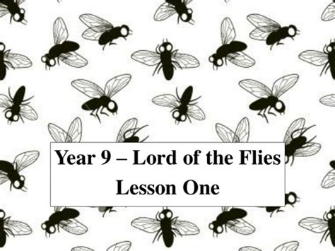psychological themes in lord of the flies lord of the flies by clairefitzhenry uk teaching
