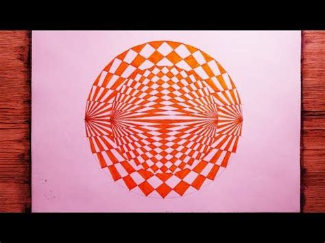 youtube geometric pattern how to draw spirograph pattern art in two circles