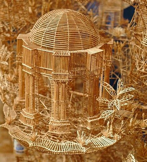 toothpick house scott weaver s 100k toothpick model of san francisco